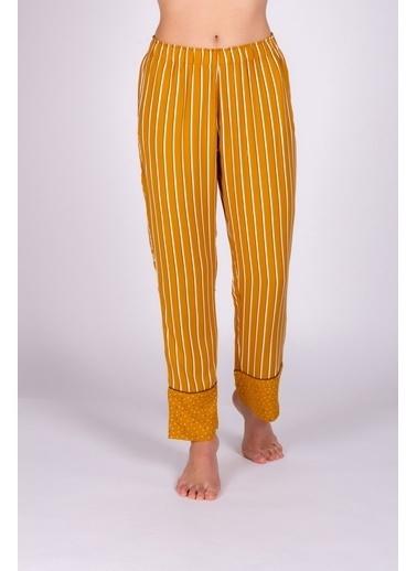 Hays Pijama altı Hardal